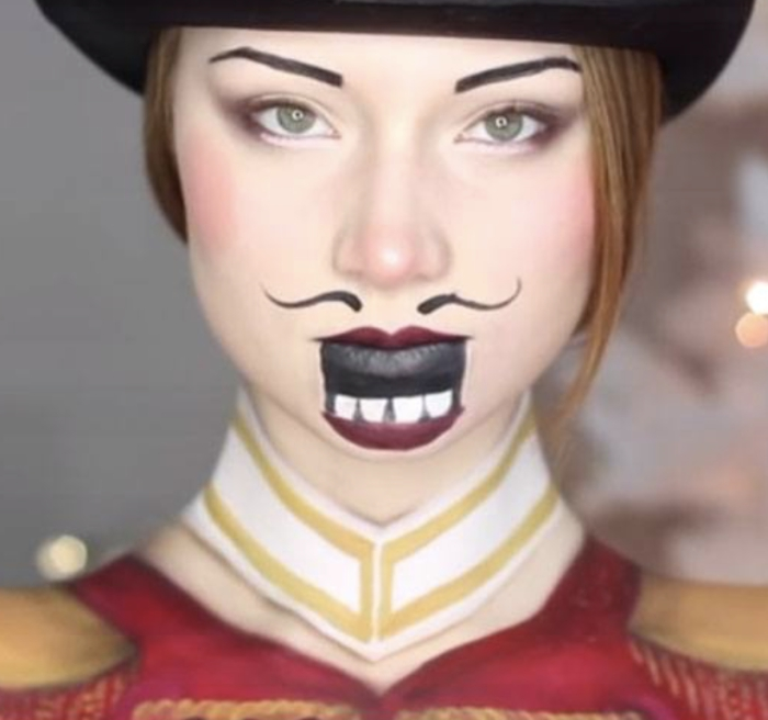 Tutorials For Halloween Costumes That Are Only Makeup