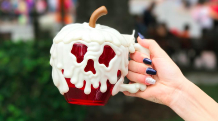 Poison Apple Mug from Disneyland