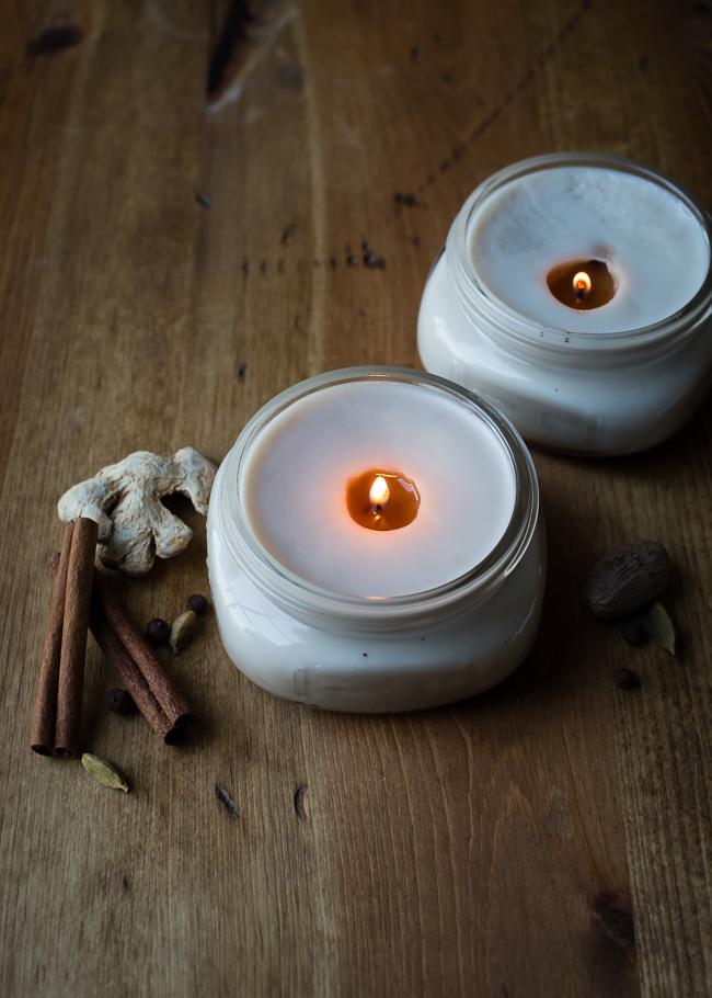 Chai candles