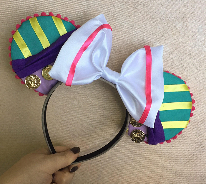 Esmeralda-inspired Minnie Mouse ears from Etsy
