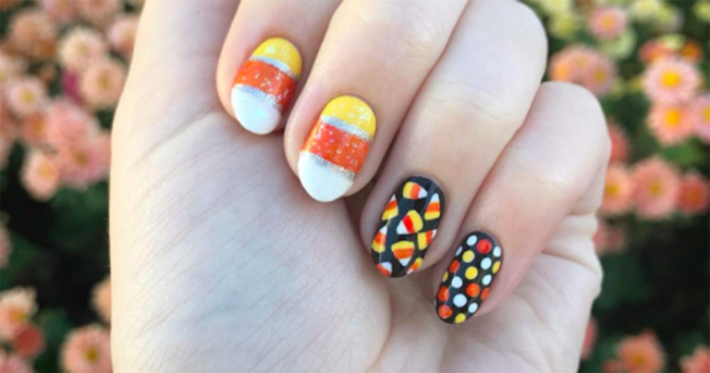 Halloween Nail Art Designs That Are Better Than Costumes