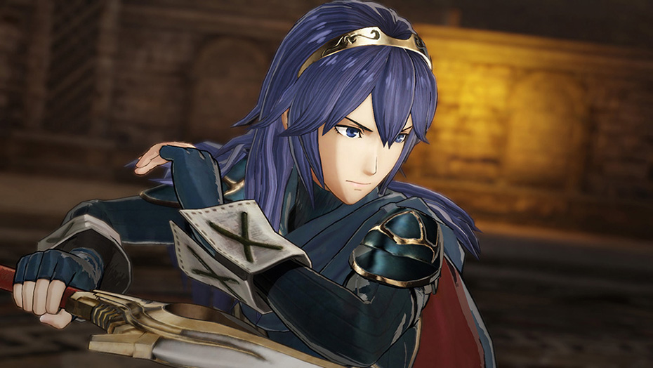 Fire Emblem Warriors Lucina