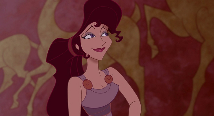 Megara from Walt Disney Pictures' Hercules