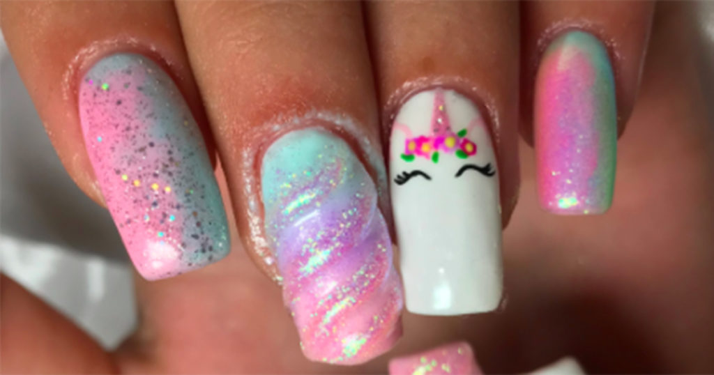 Perfect nail art design based on your zodiac sign prinsesfo Images