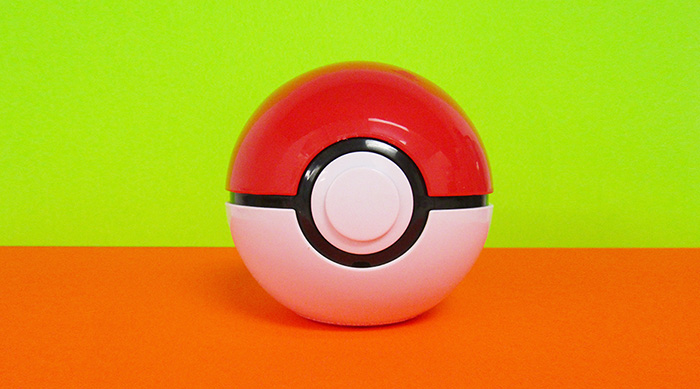Pokémon Trainer Guess Kanto Edition Poké Ball