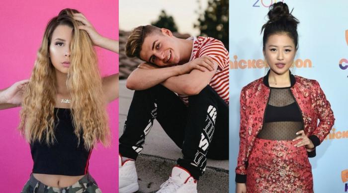 Arii, Zach Clayton and Haley Tju