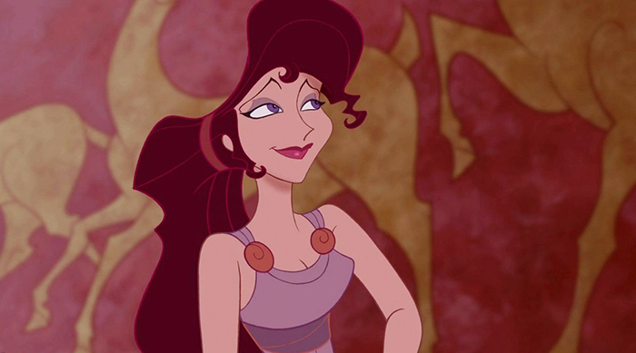 Megara from Walt Disney Pictures' Hercules