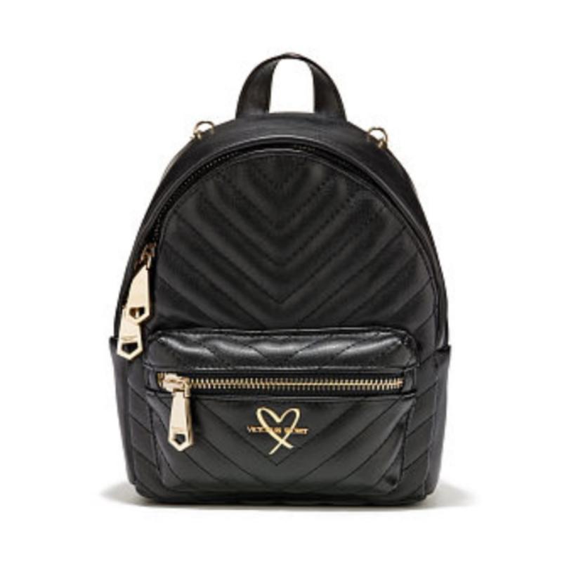 V-Quilt Mini City Backpack