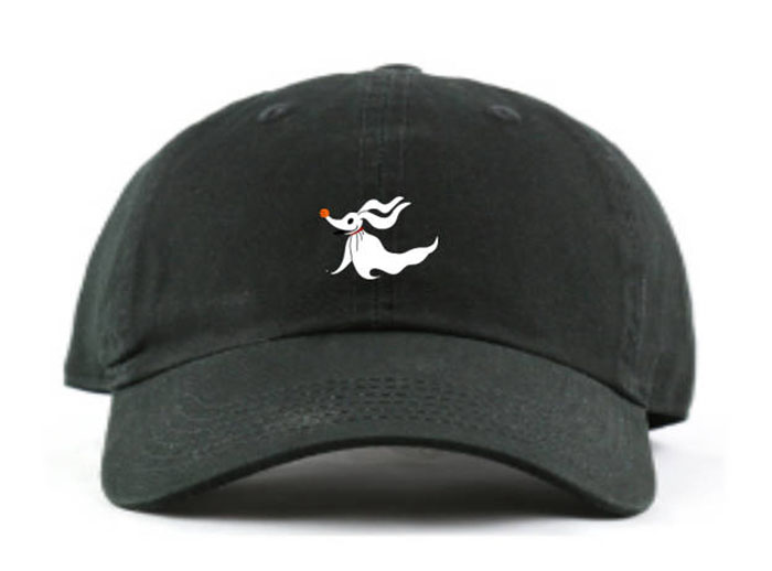 Zero dad hat from Etsy
