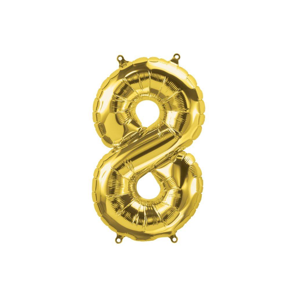 8 balloon