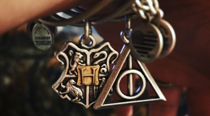 HP bangle charms