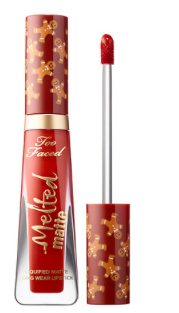 Too Faced Gingerbread Melted Matte Lipstick