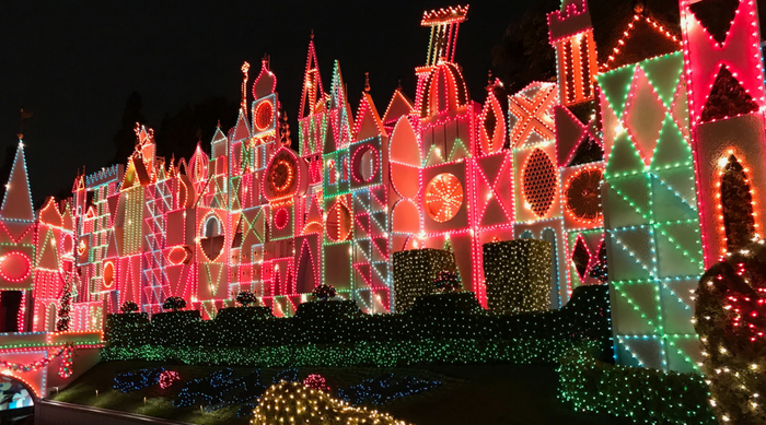 its a small world holiday decorations