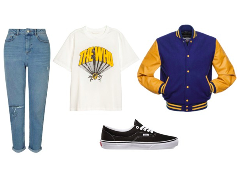 Riverdale's Archie Andrews-inspired outfit