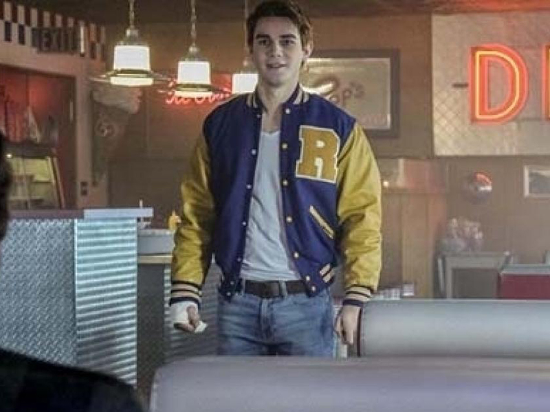 Archie Andrews in The CW's Riverdale