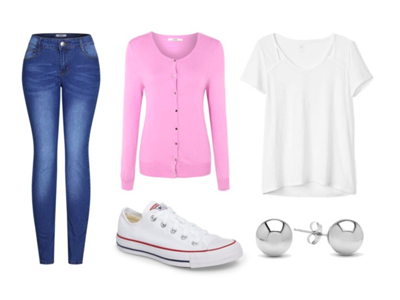 Riverdale's Betty Cooper-Inspired Outfit