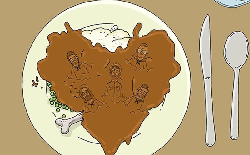 Bob's Burgers gravy song Thanksgiving episode