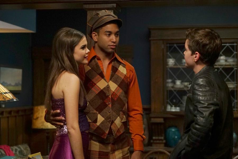 Callie torn between AJ and Aaron