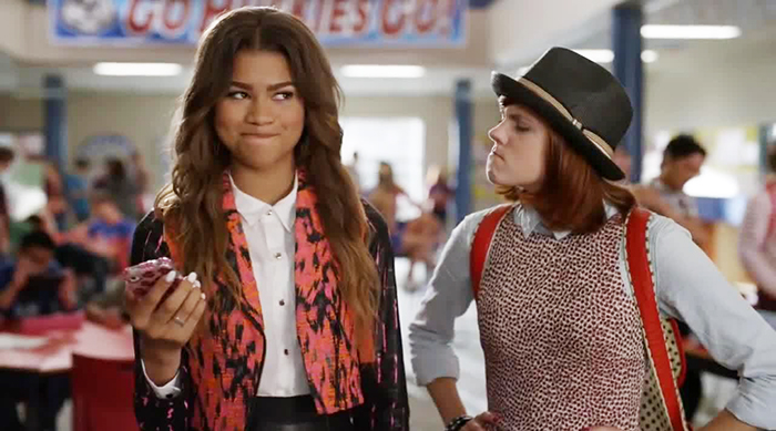 Zendaya in the DCOM Zapped