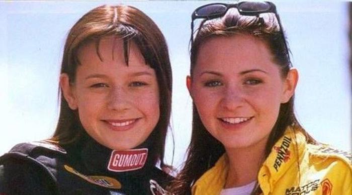 Brie Larson in the Disney Channel Original Movie Right on Track