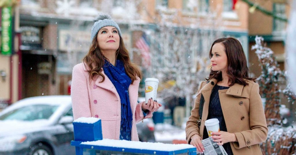 Best Gilmore Girls Quotes For Winter Instagram Captions