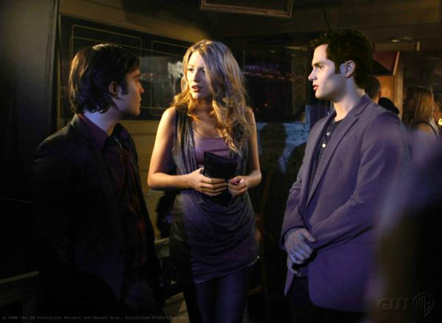 Serena torn between Dan and Chuck
