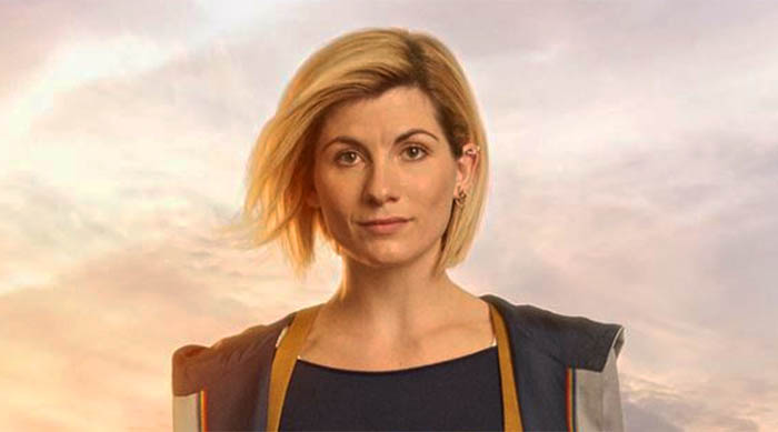 Jodie Whittaker first look as the 13th Doctor on Doctor Who