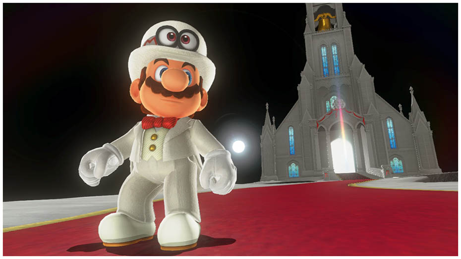 Every Super Mario Odyssey Outfit And Costume Ranked