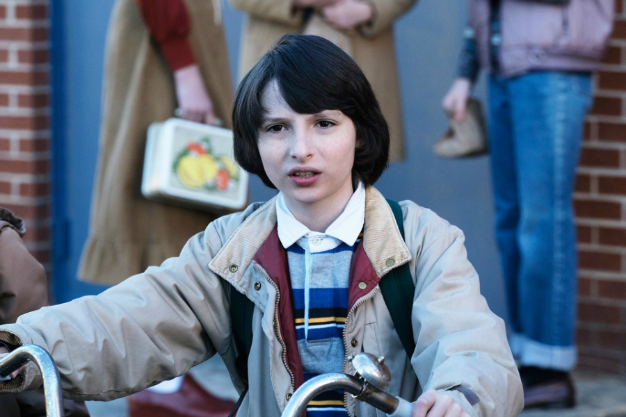 Mike Stranger Things character