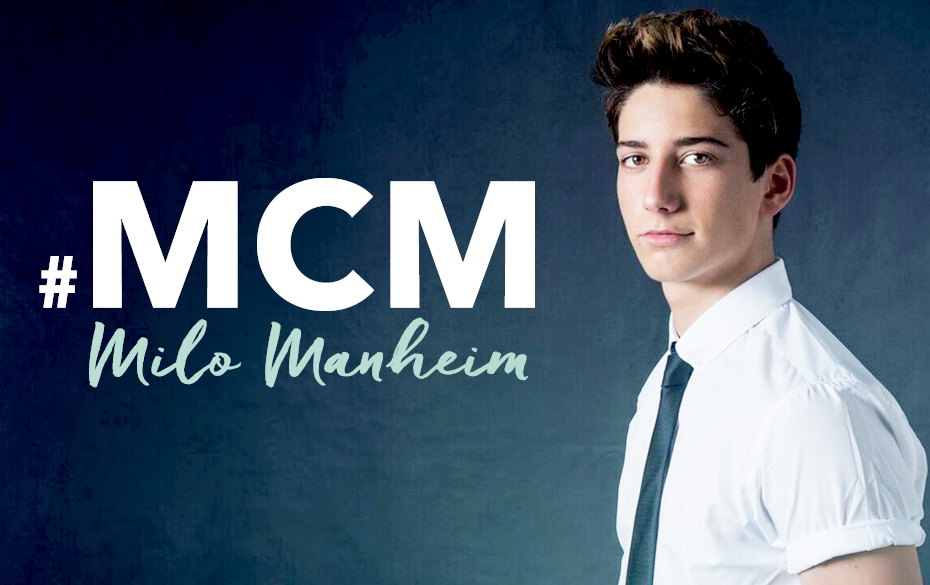 Milo Manheim Zombies Star MCM Art