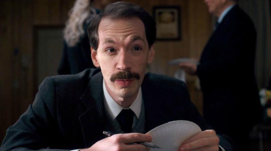 Stranger Things character Mr. Clarke