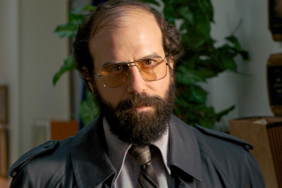 Stranger Things character Murray Bauman