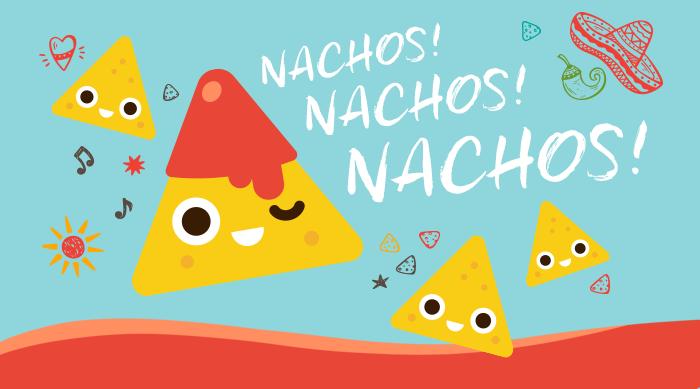 National Nacho day Sweety High art