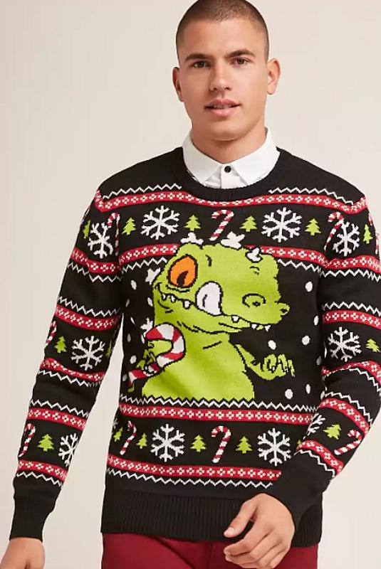 Reptar sweater