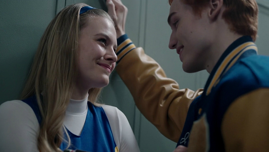 Polly and Jason Riverdale