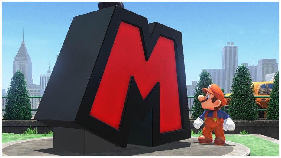 Super Mario Odyssey: Classic overalls