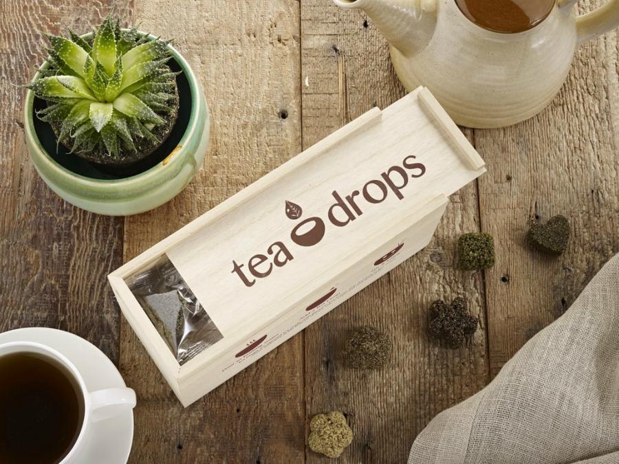 Set of Tea Drops