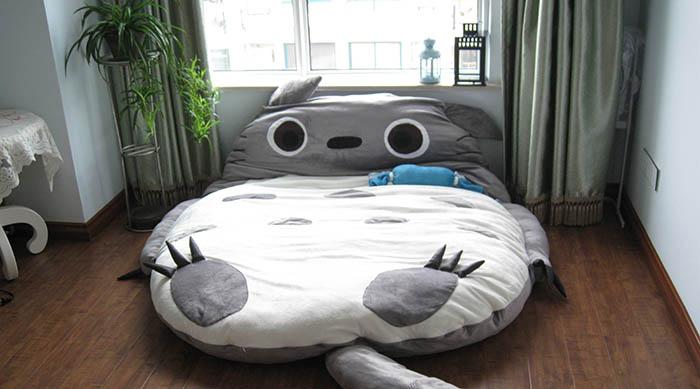 My Neighbor Totoro Studio Ghibli bed