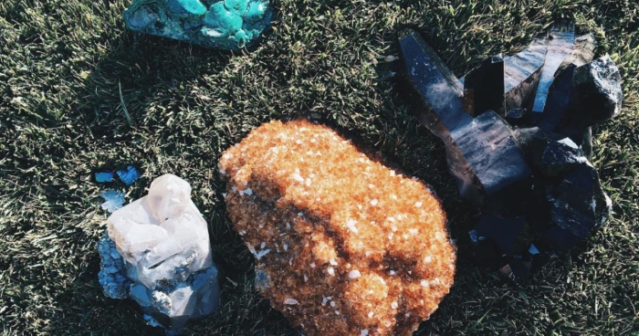 Kylie Jenner's crystals
