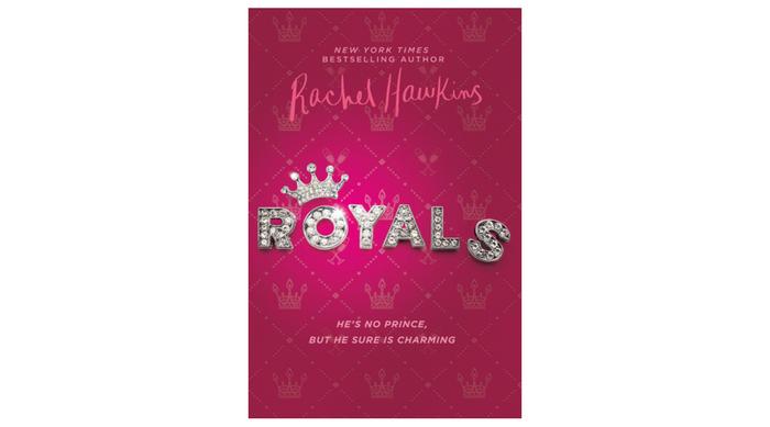 royals book cover