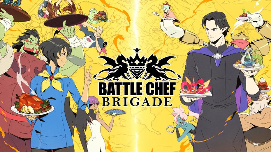 Battle Chef Brigade logo