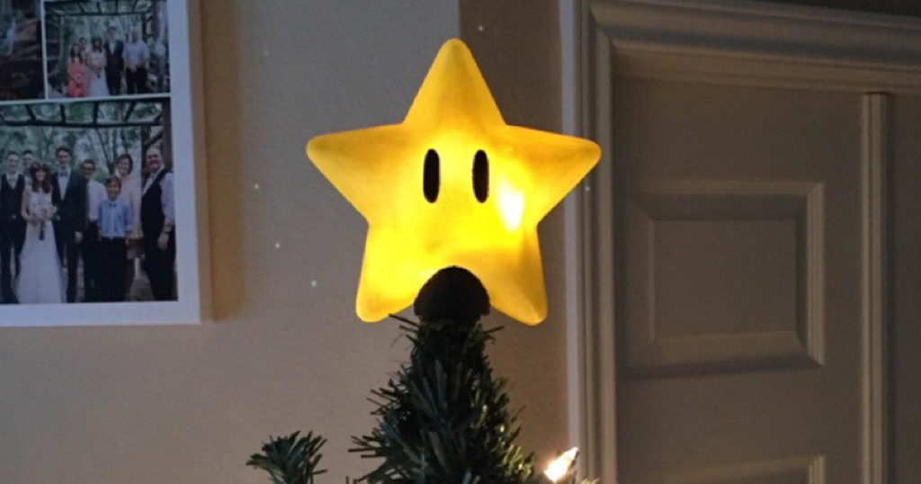 Unique Christmas Tree Toppers You Have To See To Believe