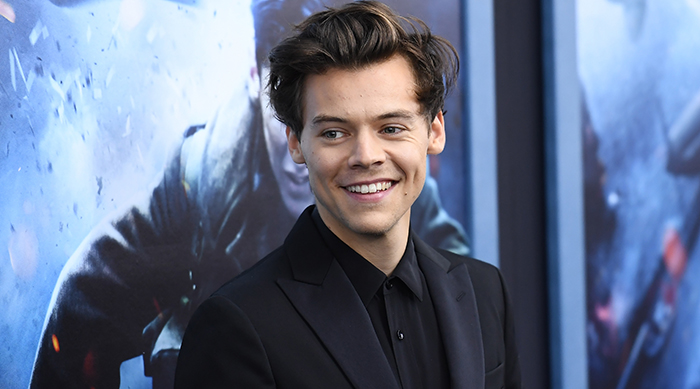 Singer/actor Harry Styles attends the Warner Bros. Pictures 'DUNKIRK' US premiere at AMC Loews Lincoln Square on July 18, 2017 in New York City. / AFP PHOTO / ANGELA WEISS (Photo credit should read ANGELA WEISS/AFP/Getty Images)