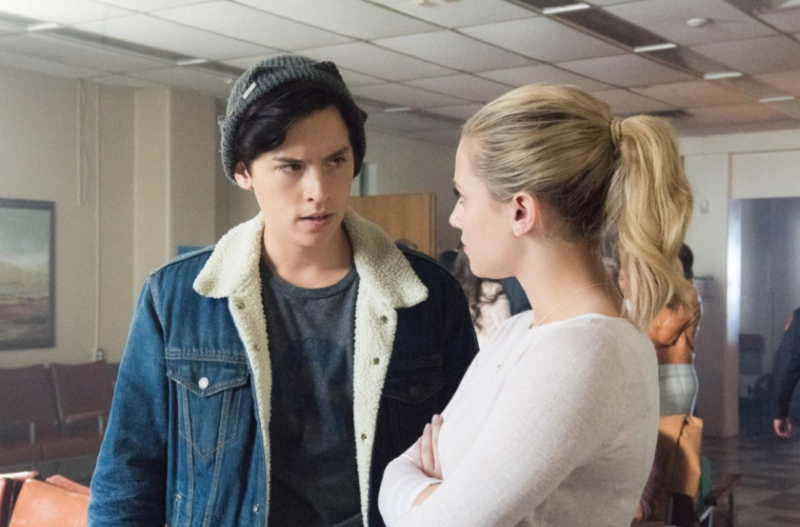 Jughead and Betty
