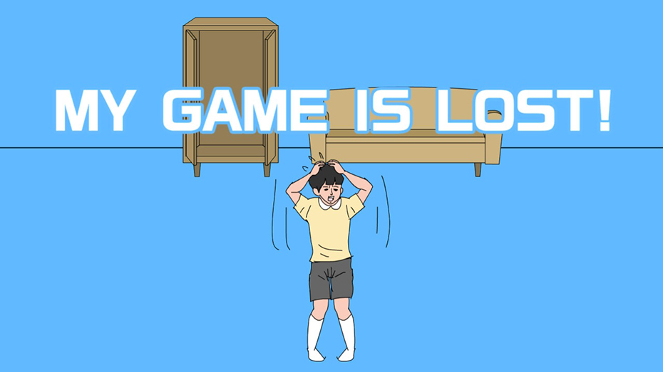 Mom Hid My Game: My Game is Lost