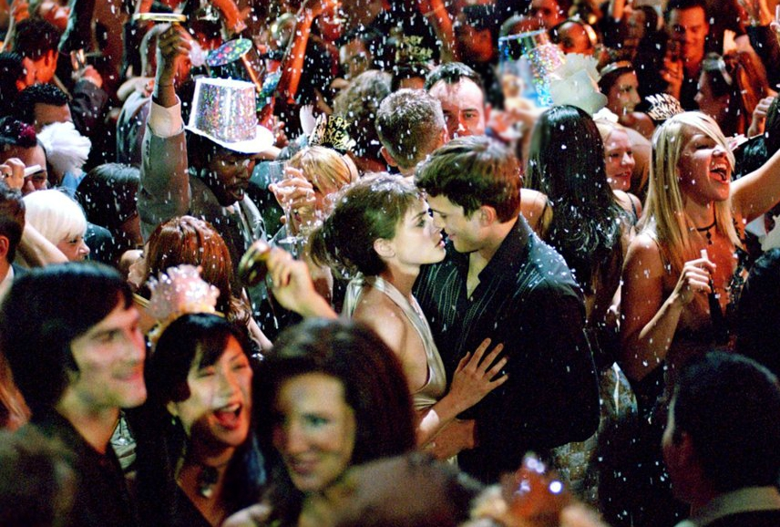 New Year's Eve kiss, A Lot Like Love