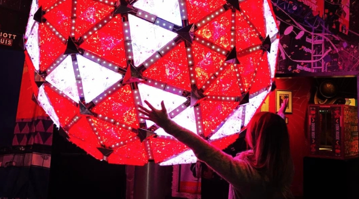 New Year's Eve Ball at Ripley's Museum