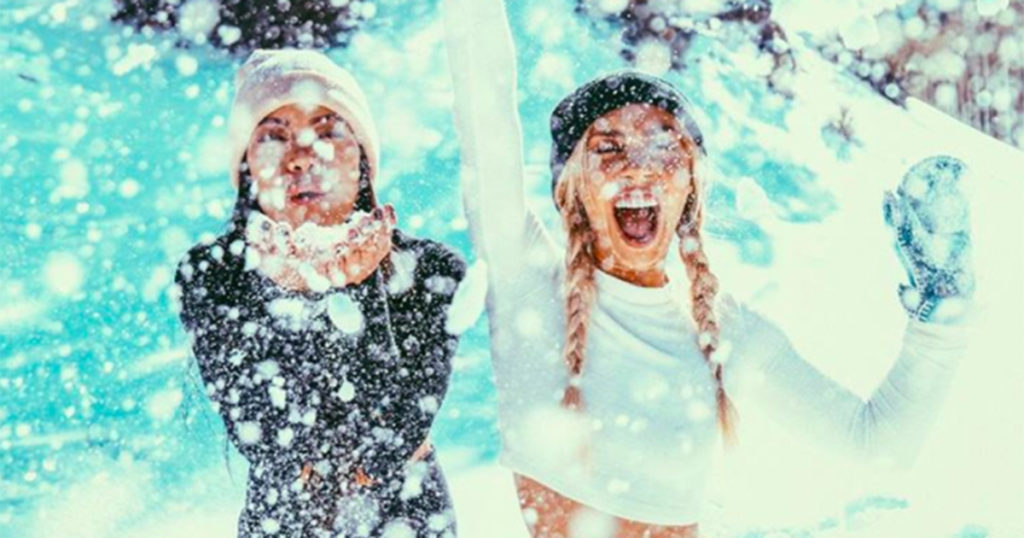 Best Instagram Captions For Your Snow Day Pics This Winter