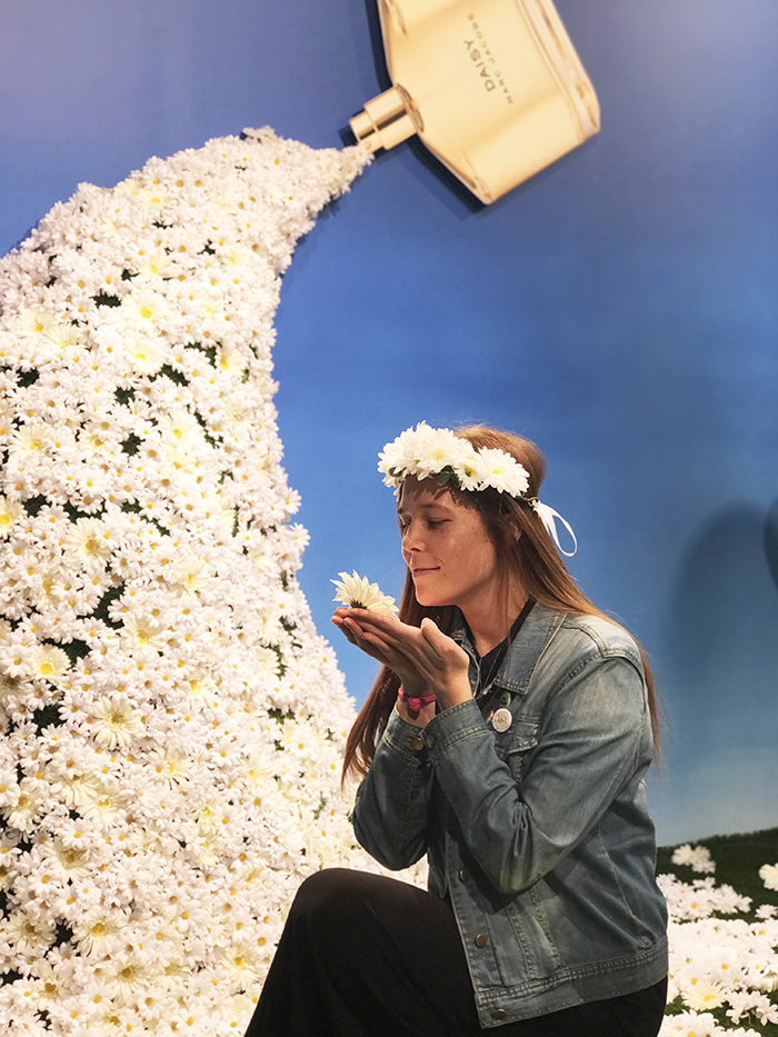 World of Daisy exhibit at Refinery29's 29Rooms