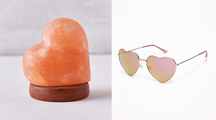 Galentines Gift Ideas Crystal Lamp Sunglasses